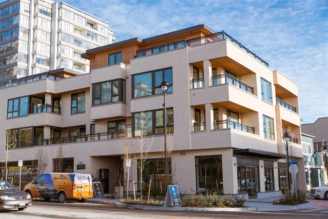 201 522 15TH STREET - Ambleside Apartment/Condo for sale, 1 Bedroom (R2126790) #1